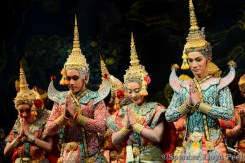 Khon Dance Performance Royal Albert Hall 453