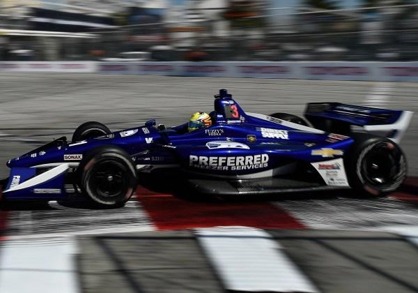 Gearbox Woes Hamper Pigot's Forward Progress in Long Beach