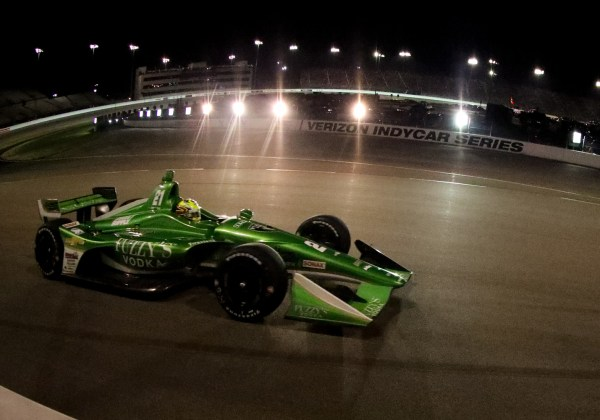 Pigot Races Up to 6th Place Finish at Gateway Motorsports Park