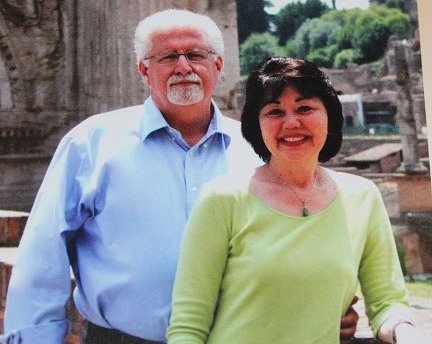 Bob and Lynne Rose