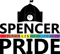 Spencer Pride Logo 2014 - PNG
