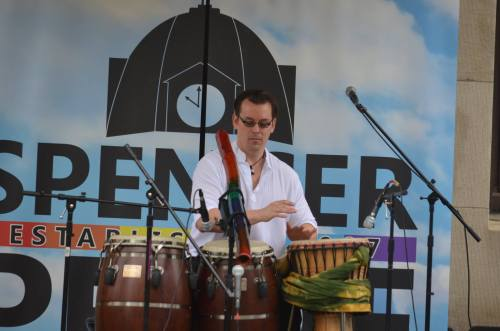 2016 Festival - Adam Riviere Performs