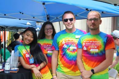 French Lick Resort Supports Pride