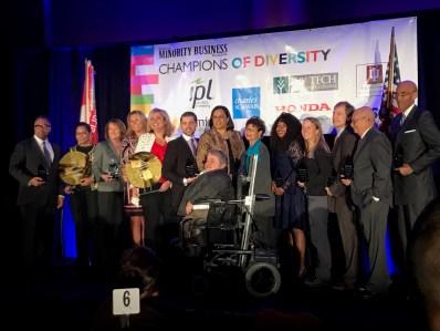 Champions of Diversity