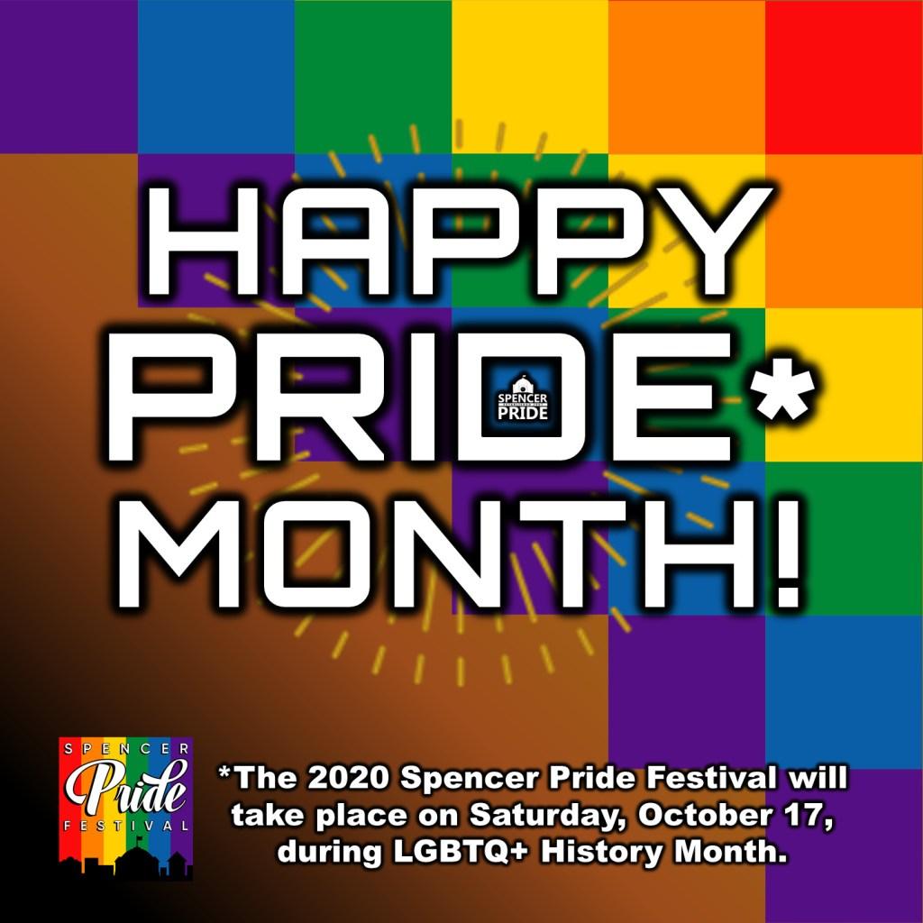Happy Pride Month - Black Lives Matter