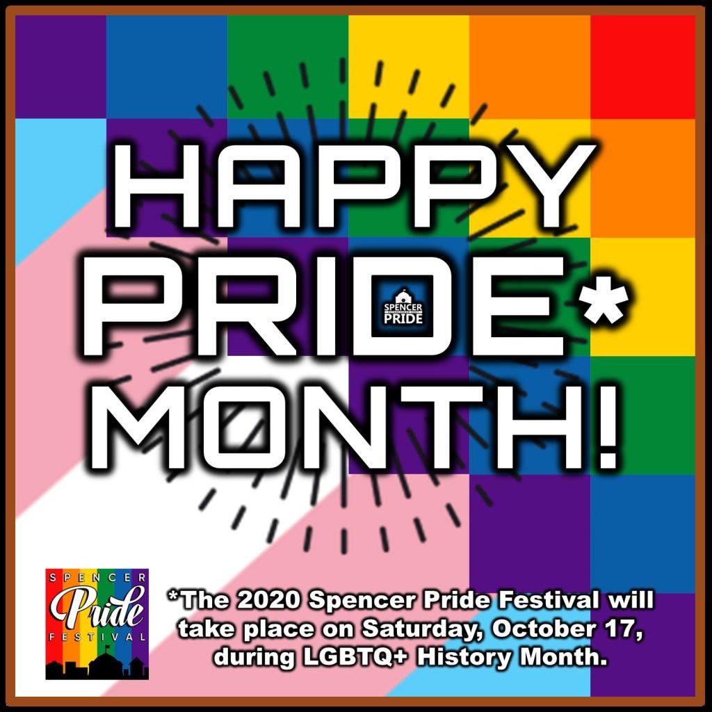 Happy Pride Month - Trans