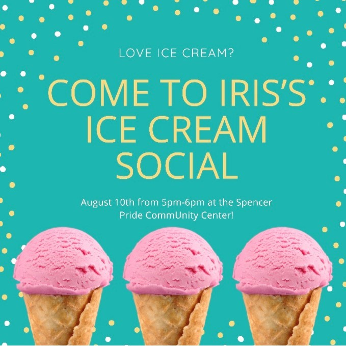 Iris Ice Cream Social