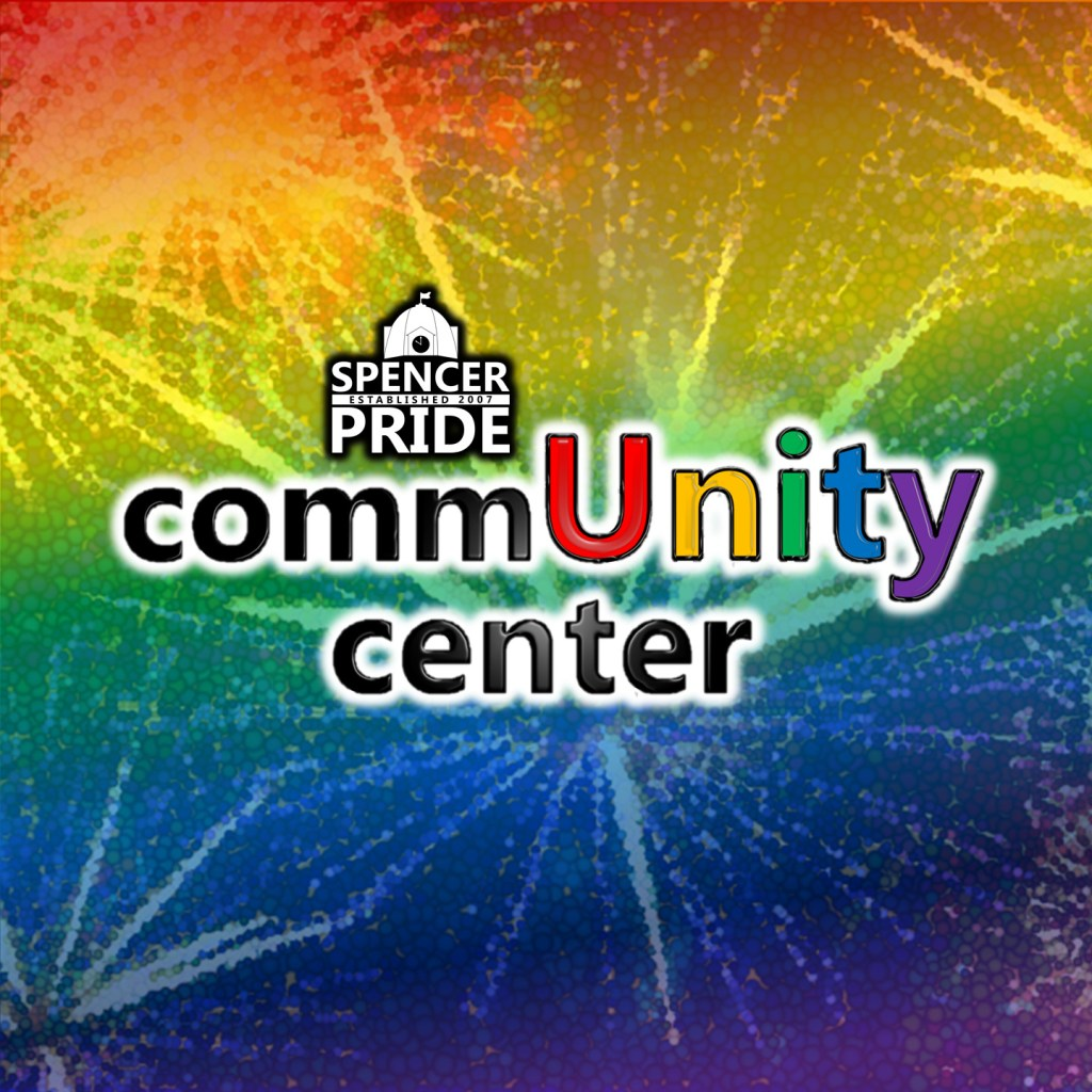 community center with pride