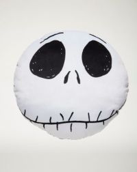 Jack Skellington Face Pillow - Nightmare Before Christmas ...