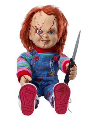 Talking Chucky Doll 24 Inch Spencer S