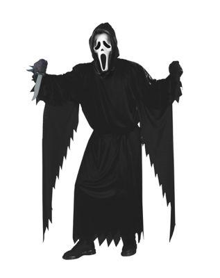 Adult Ghost Face Costume Scream 4 Spencer39s