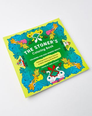 The Stoners Coloring Book Spencers