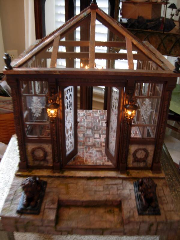 1000 dollhouse conservatory