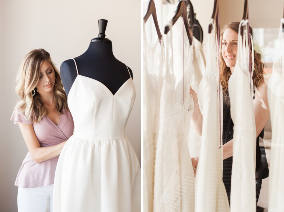 Spencer Studios | 10 Questions to Ask | Wedding Dress Shop