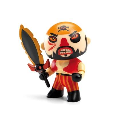 Djeco Arty Toys Pirate – Soscar