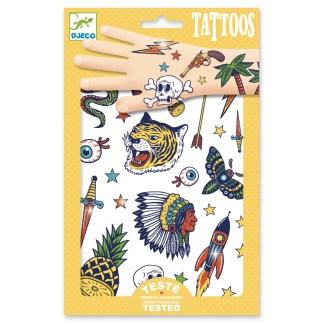 Djeco Tattoos – Bang Bang