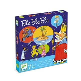 Djeco Bla Bla Bla Card Game