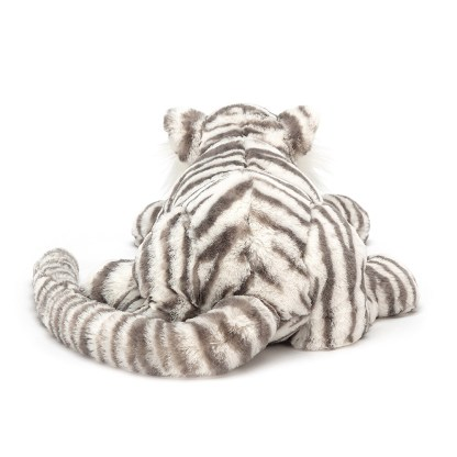 Jellycat Sacha Snow Tiger – Large
