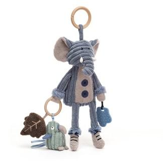 Jellycat Cordy Roy Elephant Activity Toy