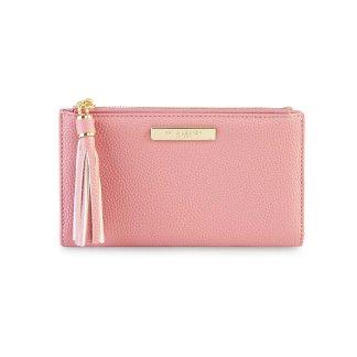 Katie Loxton Tassel Fold Out Purse – Pink