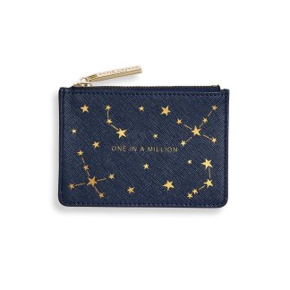 Katie Loxton Gold Print Card Holder – One in a Million