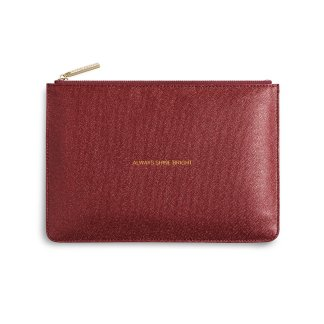 Katie Loxton Perfect Pouch – Always Shine Bright