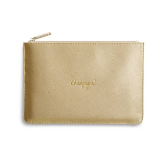 Katie Loxton Perfect Pouch – Champagne