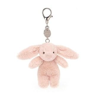 Jellycat Bashful Blush Bunny Bag Charm