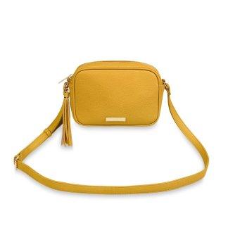 Katie Loxton Sophia Tassel Crossbody Bag – Ochre