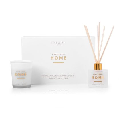 Katie Loxton Sentiment Mini Fragrance Set – Home Sweet Home