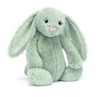Jellycat Bashful Sparklet Bunny