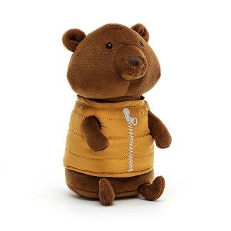 Jellycat Campfire Critter Bear
