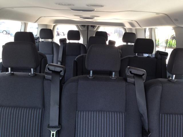 Ford Transit 12 Passenger Van >> Rent A Cargo Van 16 Passenger Bus Rental