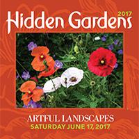 Hidden Gardens Tour and Market on the Green