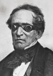 Spencertown Academy founder Reverend Timothy Woodbridge