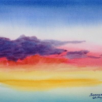 Chakra Clouds #1
