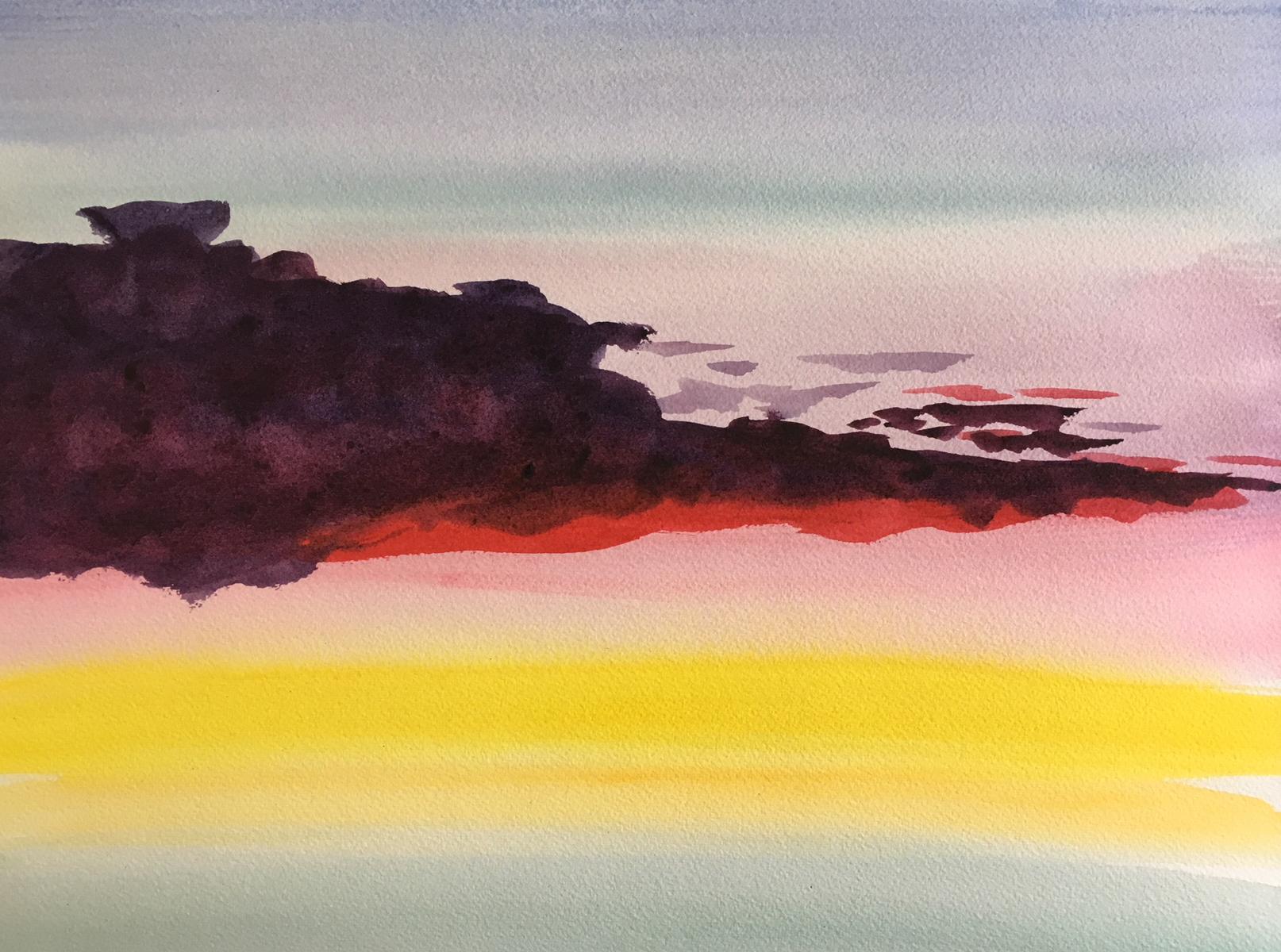 Chakra Clouds #6