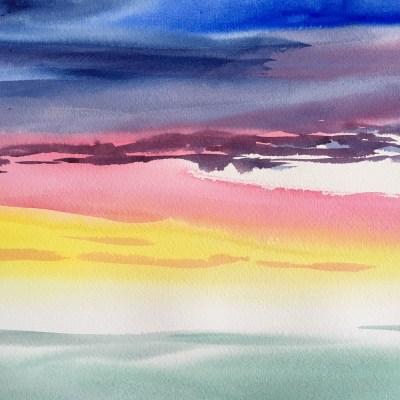 Chakra Clouds 14