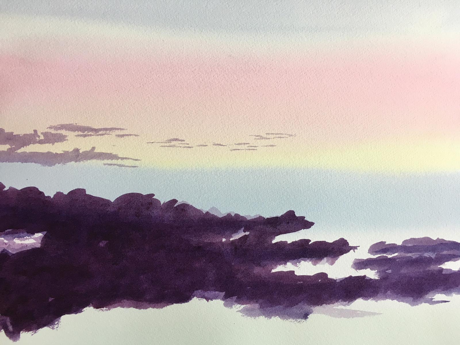 Chakra Clouds 9