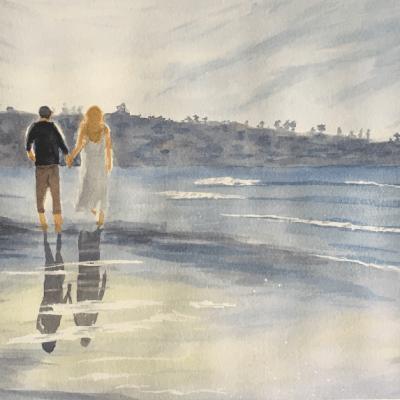Living the dream - A Copy of a Steve Hanks Masterpiece