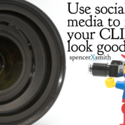Use Social Media to Make Your Clients Look Good