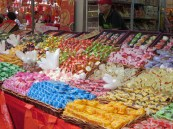 Chinatown candies