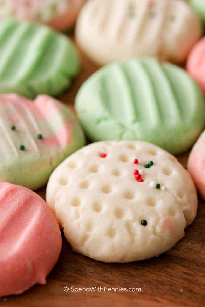 Picture Perfect Christmas Cookies : picture, perfect, christmas, cookies, Christmas, Cookies, Spend, Pennies