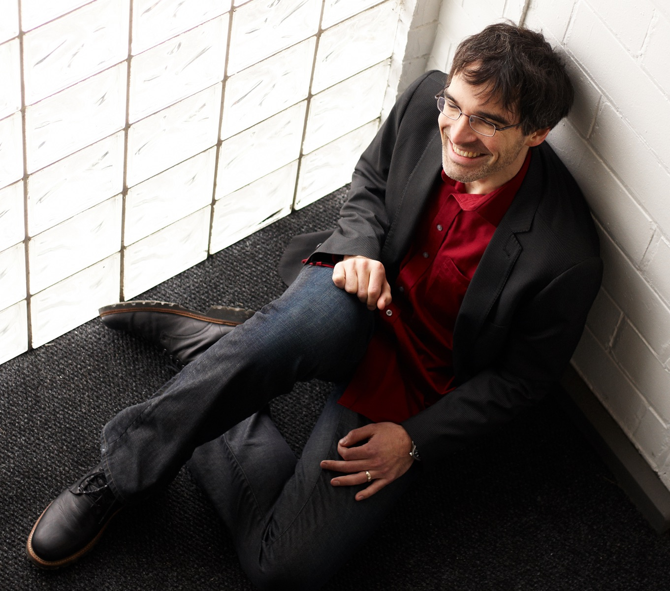 Frank Horvat, composer (Photo by Anita Zvonar)