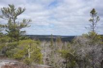Crowbar Lake trail