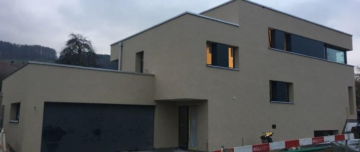 Neubau Einfamilienhaus Reinach