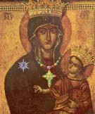 Our Lady Salus Populi Romani.