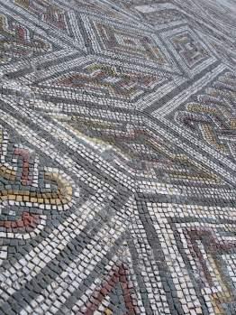 More Conimbriga mosaics