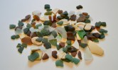 sea glass from Bermuda