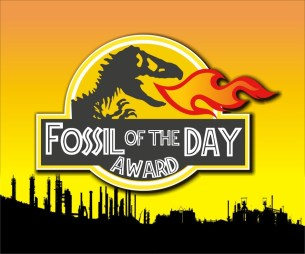 fossil of the day logo